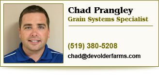 Email Chad Prangley